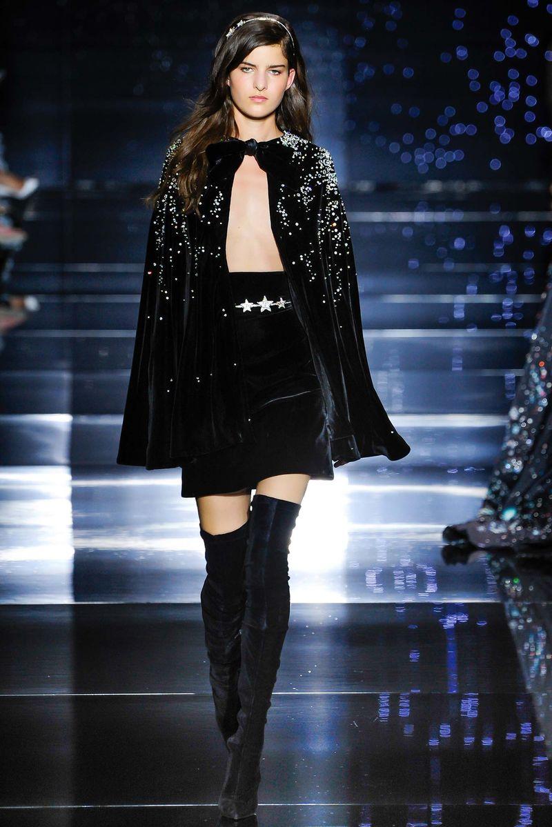 Dazzling Starscape Couture