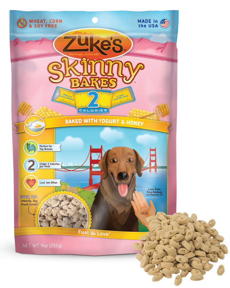 Low-Calorie Dog Treats