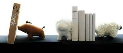 Bookshelf Jungles