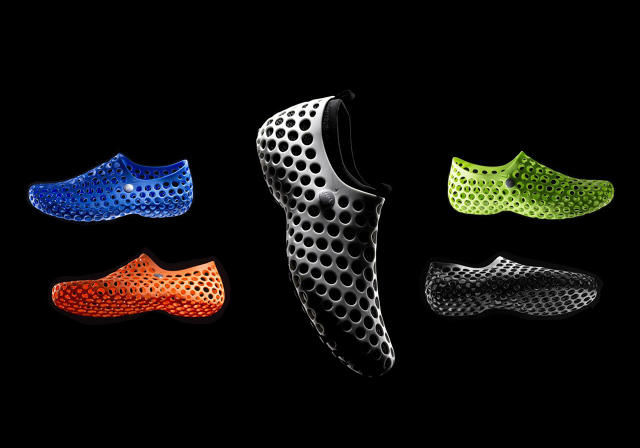 Perforated Space Sneakers (UPDATE)