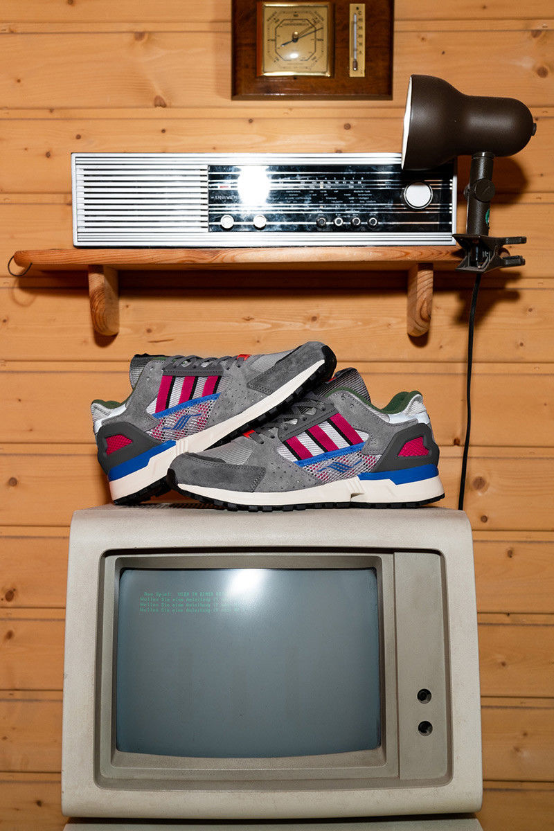 Retro Game Console-Inspired Sneakers