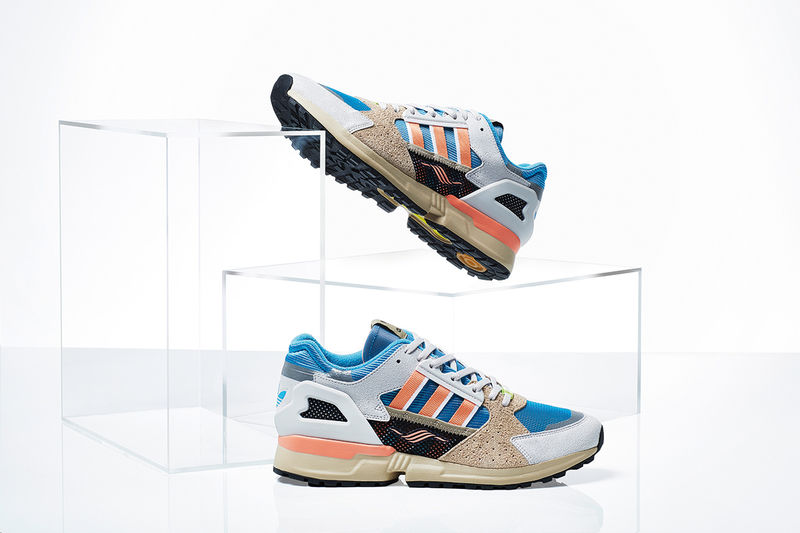 Soft-Cushioned Mesh Sneakers