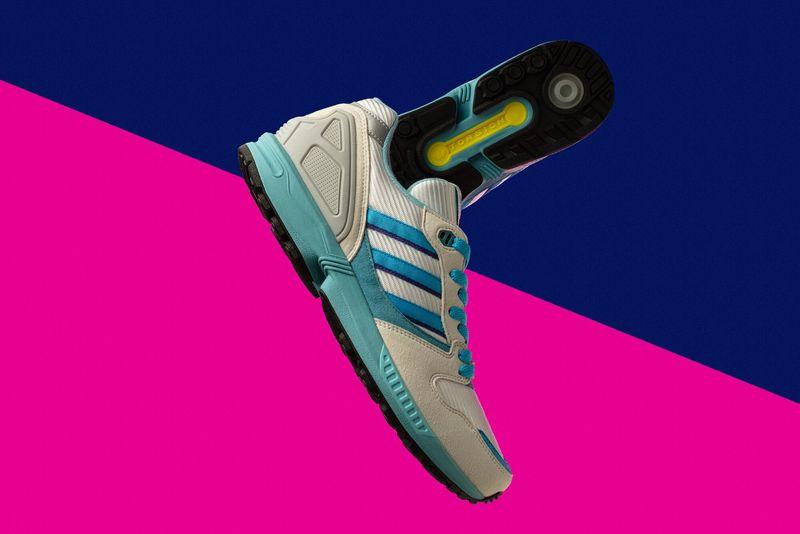 Retro Running Shoe Packs