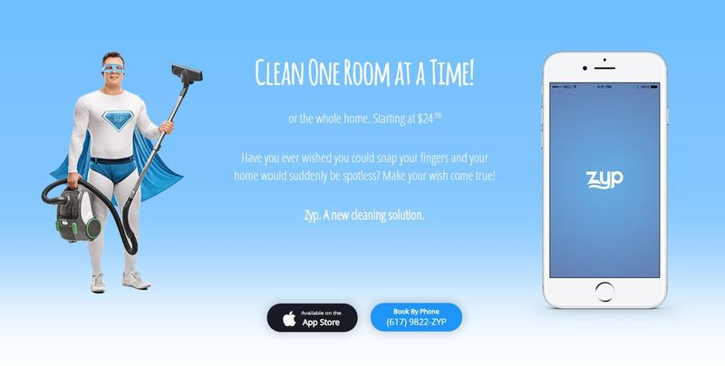 Room-by-Room Home Cleaners