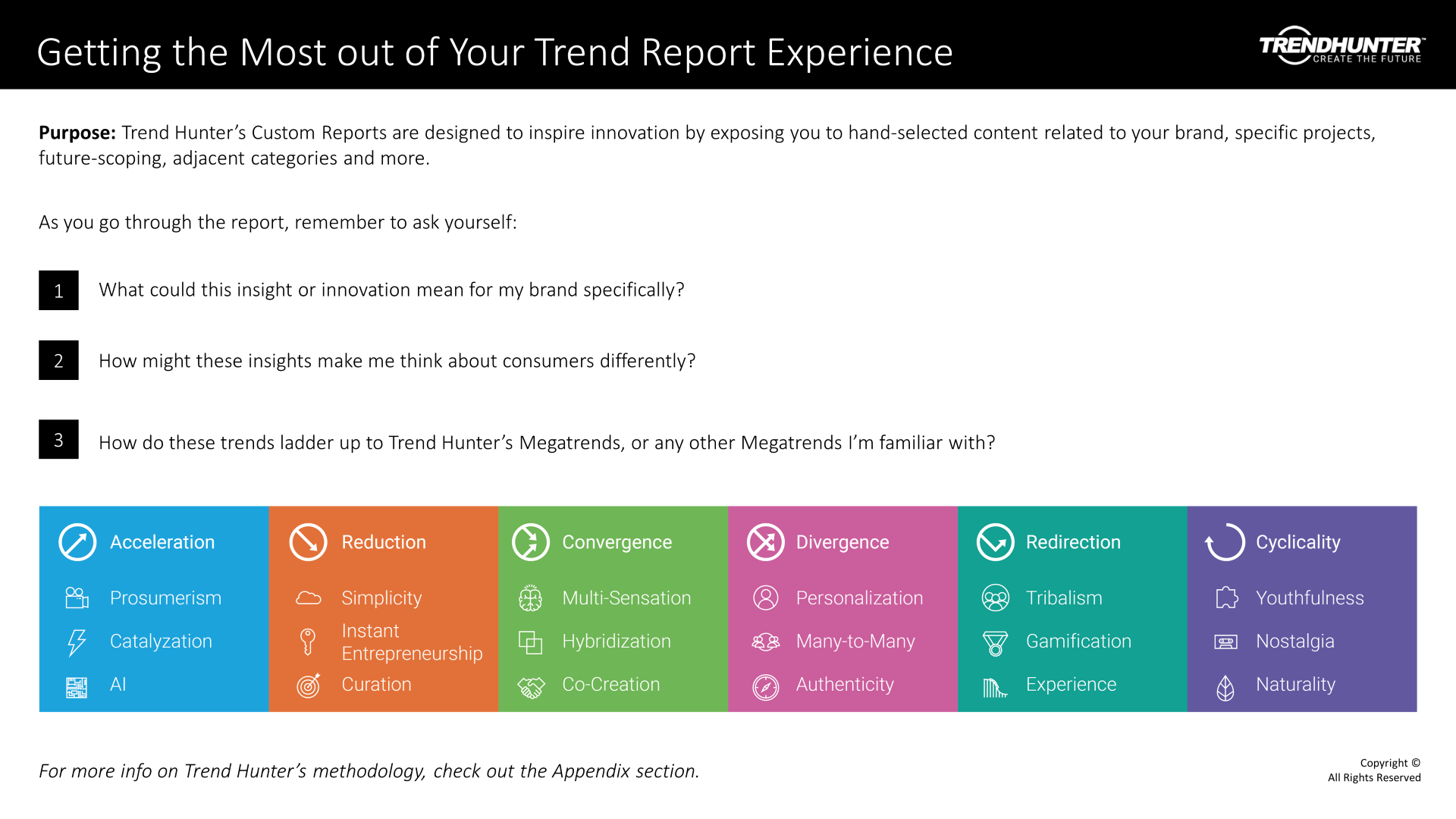 Image Slide: Get the most out of your Trend Hunter experience